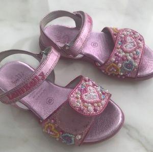 Lelli Kelly velcro sandals